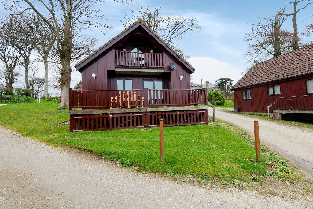 Lodge E28 – The Beech Hut