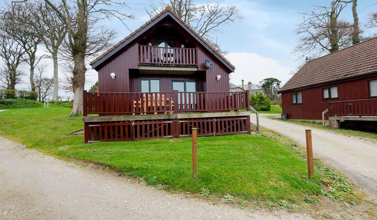 Lodge E28 – The Beech Hut