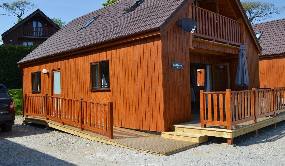 Lodge E52 – SeaClusion