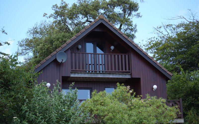 Lodge E19 - Lapwing