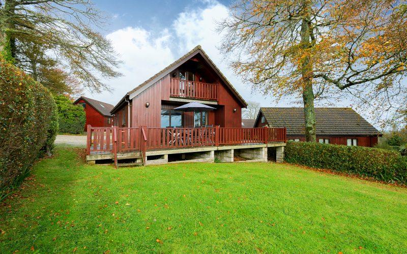 Lodge E26 - Trelissick