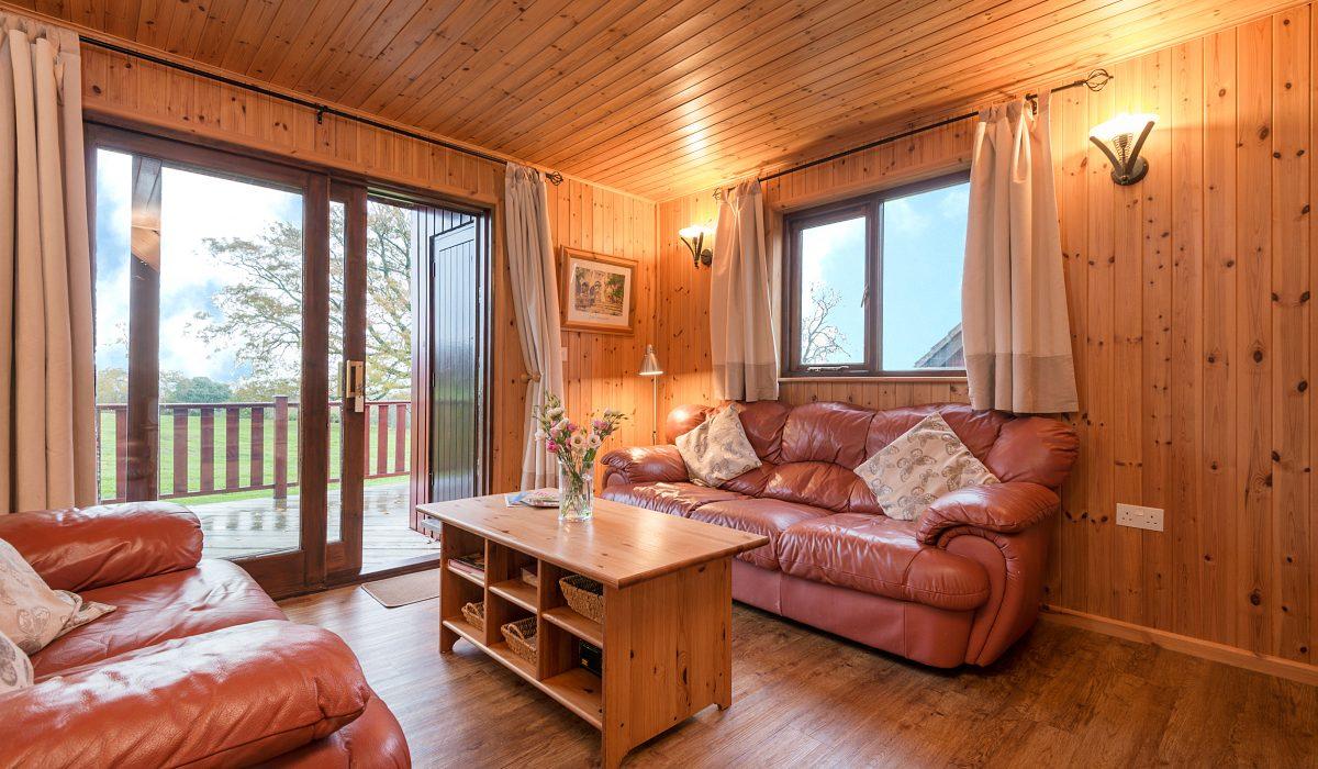 E29 Lawnside - Living Area