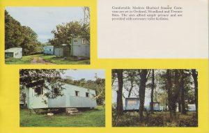 Archive 1960's Brochure caravans