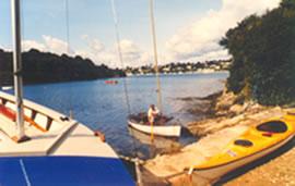 Trewince Archive: Trewince Quay 1980s